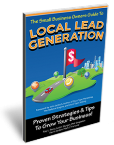 Local Lead Generation Book | Ray L. Perry