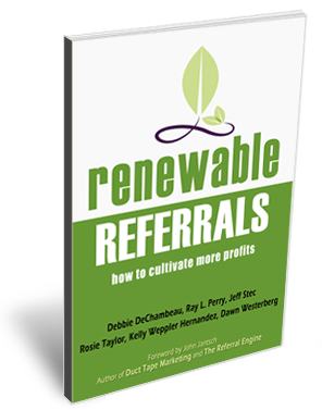 Renewable Referrals | Ray L. Perry