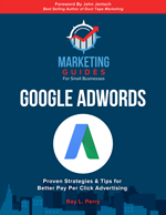 Marketing Guides- Google Adwords book cover.