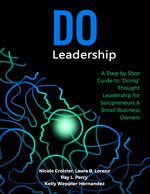 Do Leadership book cover.
