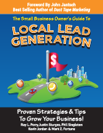 Local Lead Generation book cover.