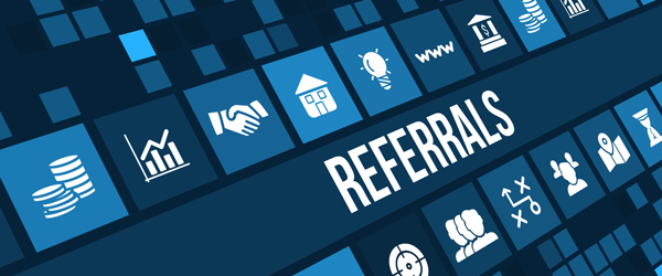 Referral Marketing Consultant - Ray L. Perry